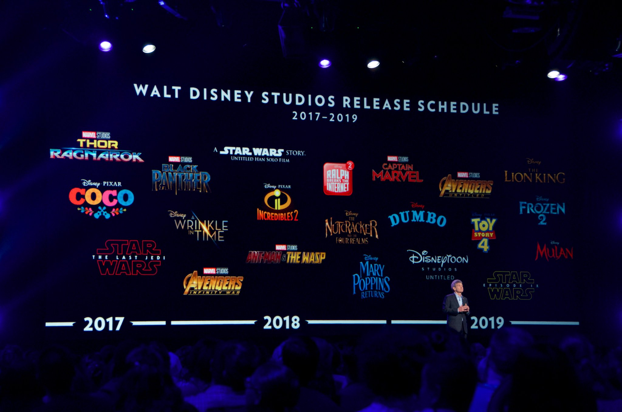 All Movies Coming Out This Year 2018 With Release Dates and