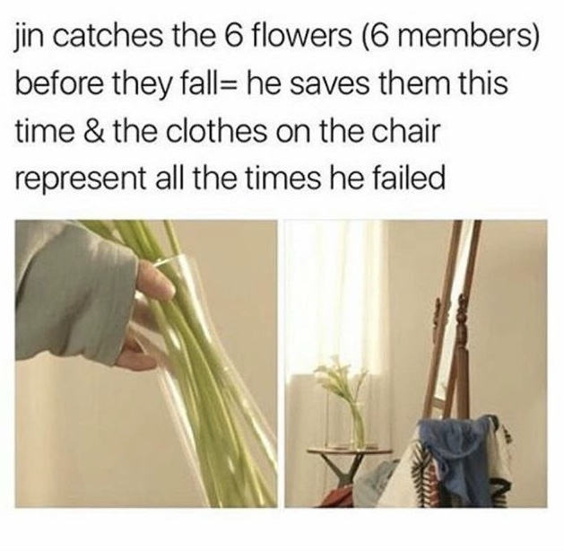 The Ultimate BTS MV Theory - Mad Meaning