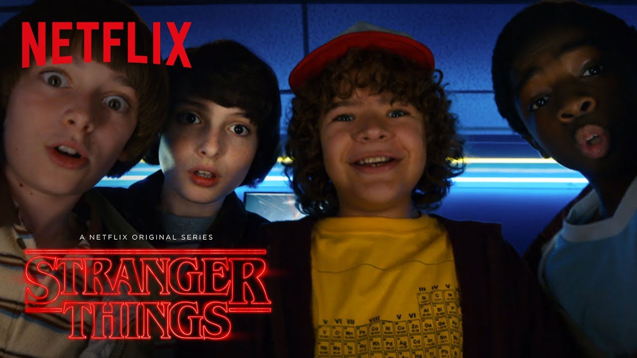 "Stranger Things Season 3 ""Papa"" Theory"