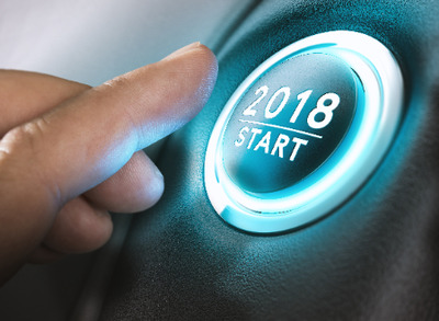 New Year's Resolutions for 2018 Ideas