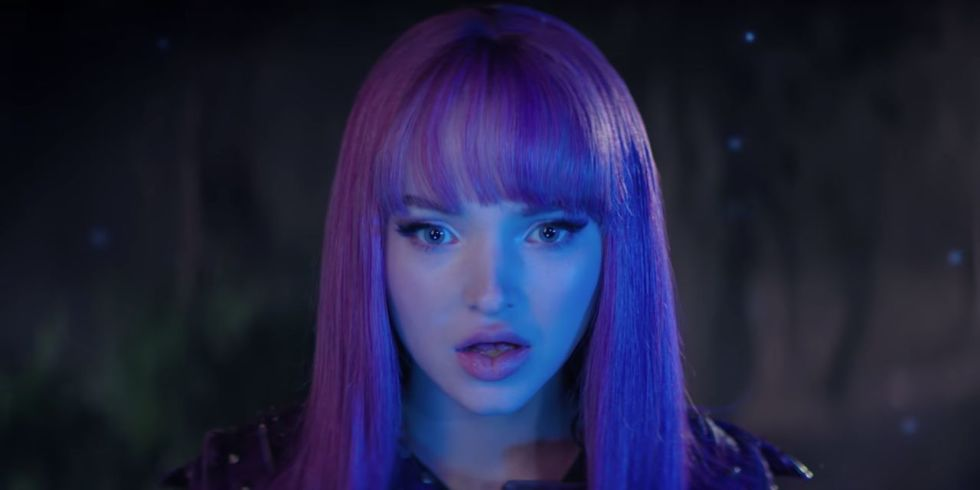 Descendants 3 Mal S Dad Revealed And Theories Mad Meaning