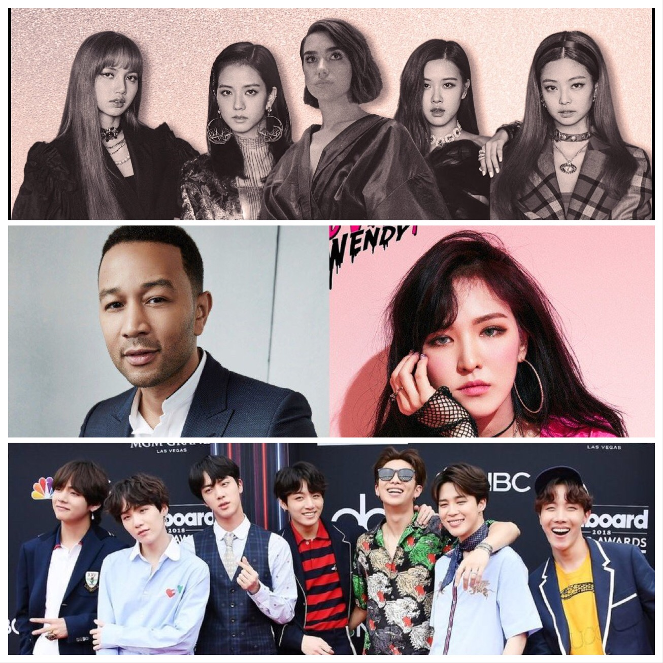 All Kpop and Pop Collaborations Must Hear This 2018