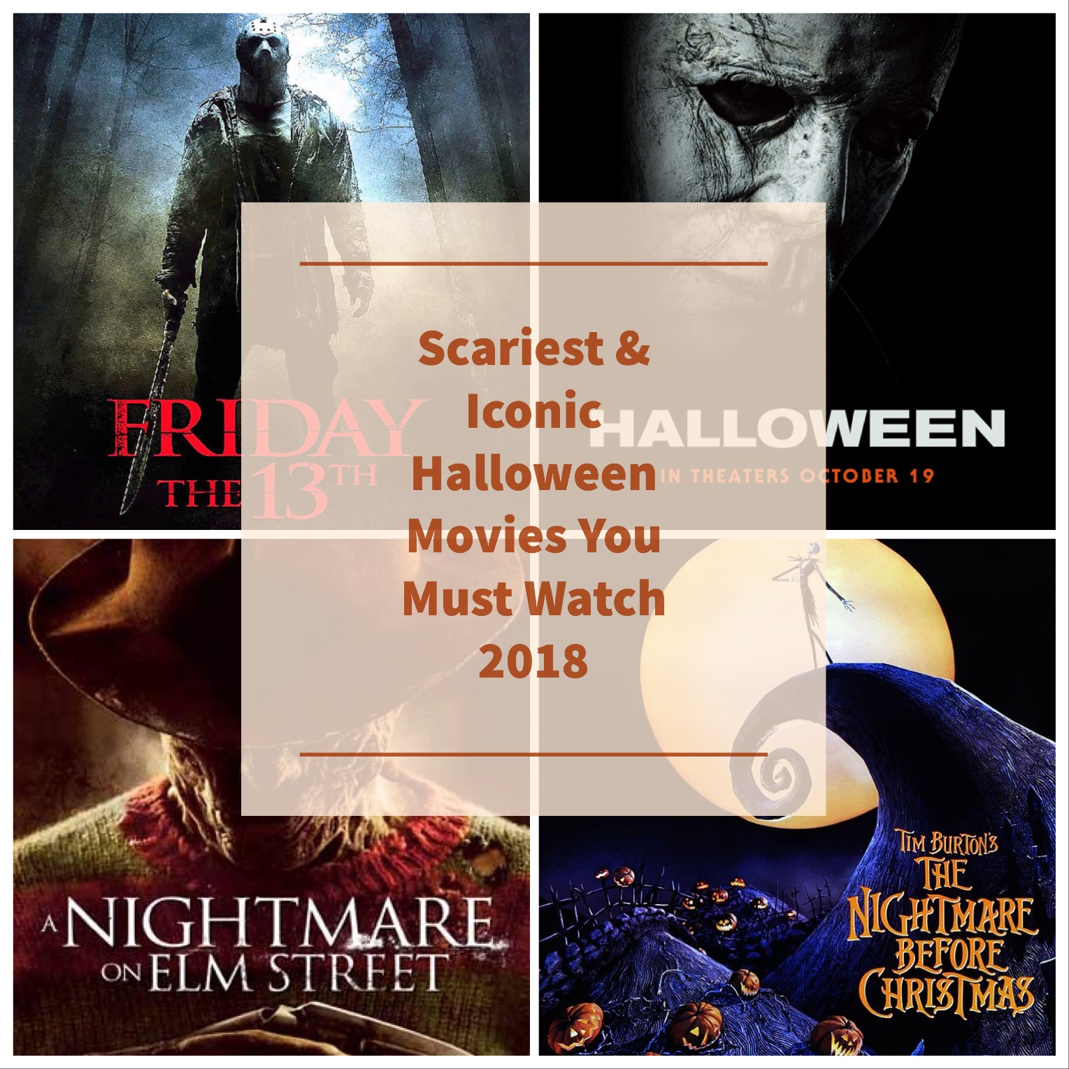 Best Scariest and Iconic Halloween Movies You Must Watch
