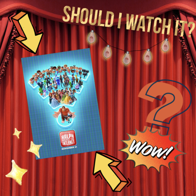 Should I Watch Ralph Breaks the Internet? Honest/Audience Reviews