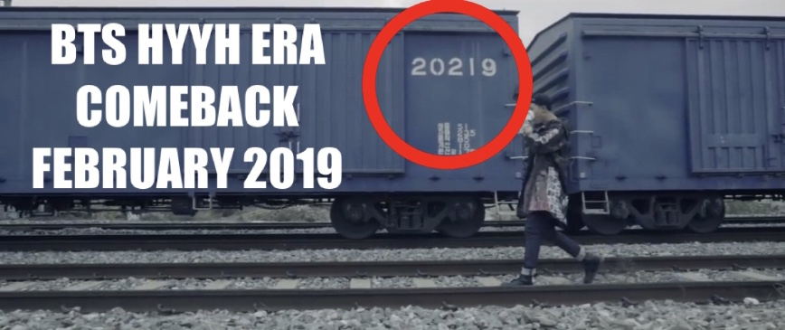 BTS HYYH Era Comeback February 2019?