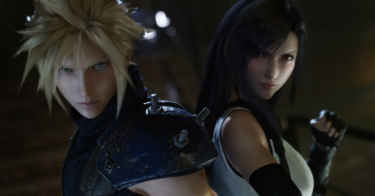 Final Fantasy VII Remake Announces Official Release Date Worldwide 2020