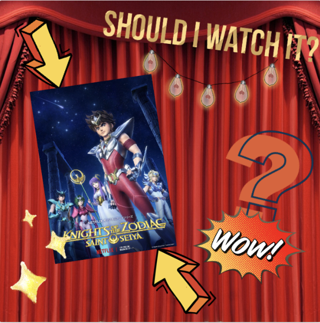Should I Watch Saint Seiya: Knights of the Zodiac Netflix Adaptation? Honest/Audience Reviews